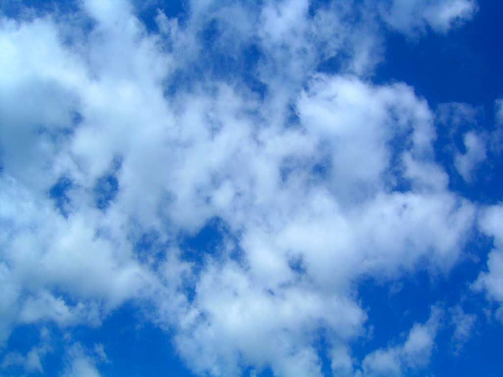 Cloud Full Background Image